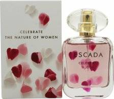 Escada Celebrate N.O.W. Eau de Parfum 50ml Spray