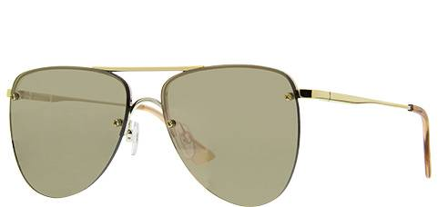 Le Specs The Prince-Gold Tan