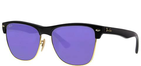 Ray-Ban Clubmaster Oversized RB4175-877 1M