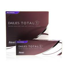 Alcon Dailies Total1 Multifocal