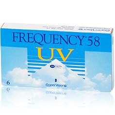 CooperVision Frequency 58 UV