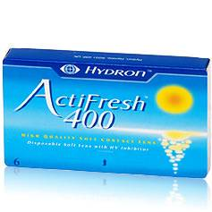 CooperVision ActiFresh 400