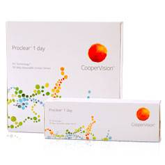 CooperVision Proclear 1 day