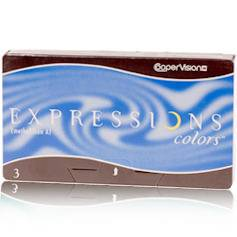 CooperVision Expressions Colors