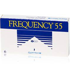 CooperVision Frequency 55