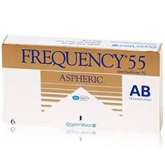 CooperVision Frequency 55 AB