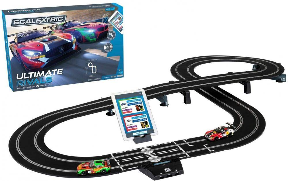 Scalextric ARC ONE Ultimate Rivals Set - Scalextric kilparata C1356