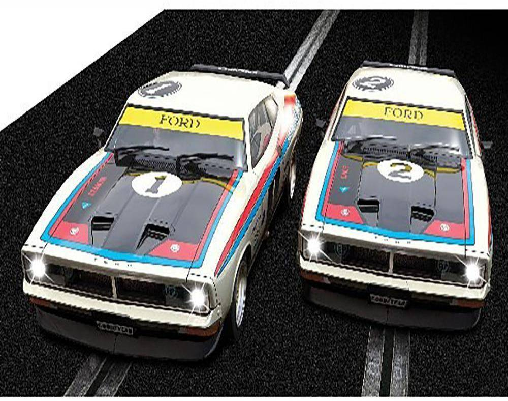 Scalextric Ford XB Falcon Touring Car Legends - Scalexreic kilparata C3587A