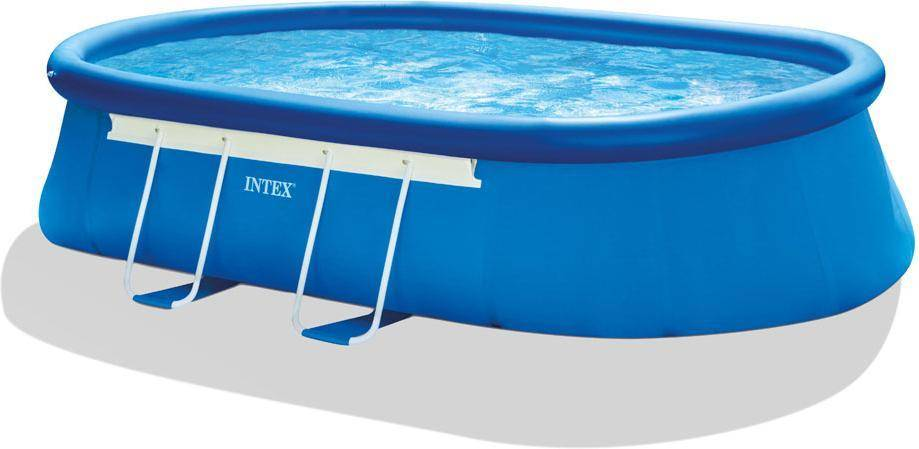 Intex Easy Set uima-allas soikea 10920L, Intex Pool - Intex 26192NP