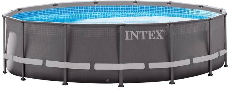 Intex Ultra Frame uima-allas pyöreä 12.706L, Intex Pool - Intex 26310NP
