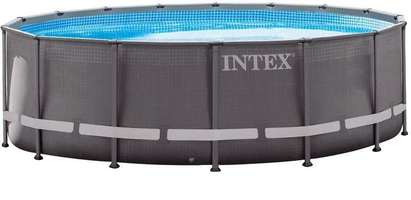 Intex Ultra Frame uima-allas pyöreä 19156L, Intex Pool - Intex 26324NP
