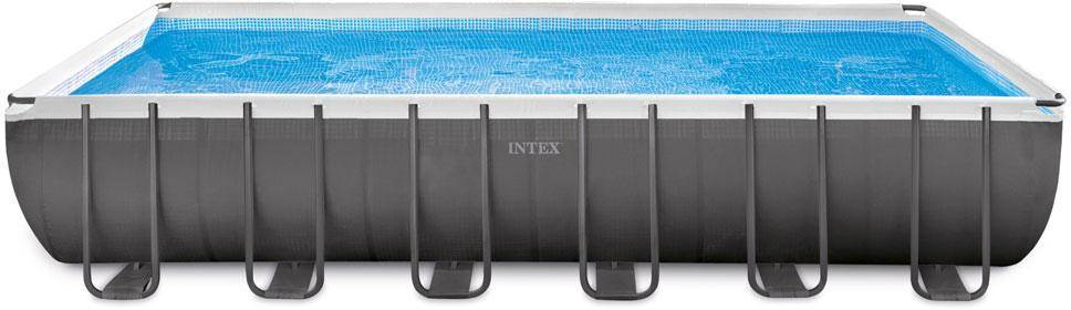 Intex Ultra Frame uima-allas neliskulmainen 31805L, Intex Pool - Intex 26366NP