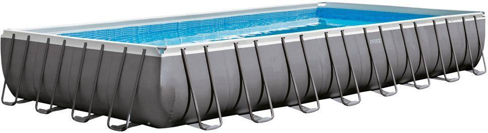 Intex Ultra Frame uima-allas neliskulmainen 54368L, Intex Pool - Intex 26372NP