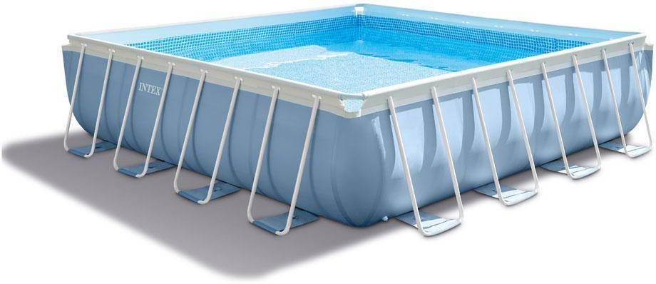 Intex Prism Frame Uima-allas suorakulmainen 25007L, Intex Pool - Intex 26766NP