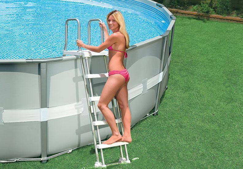 Intex Altaan tikkaat 132 cm, Intex Pool - Intex tarvikkeet 28074