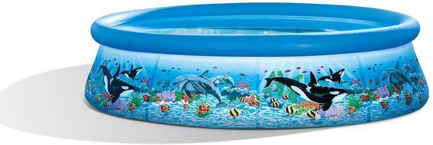 Intex Easy Set Ocean Reef Uima-allas 3.853 litraa, Intex Pool - Intex Uima-allas 28126