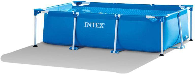 Intex Uima-allas, galvanoitu runko, 2282 litraa, Intex Pool - Intex Pool 28271