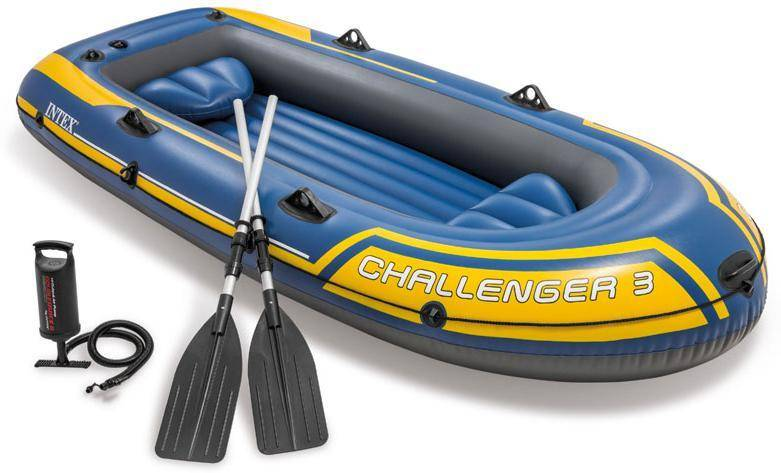Intex Kumivene Challenger, 3 hengen, Intex Pool - Intex kumivene 68370