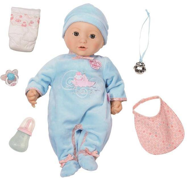 Baby Annabell Brother -