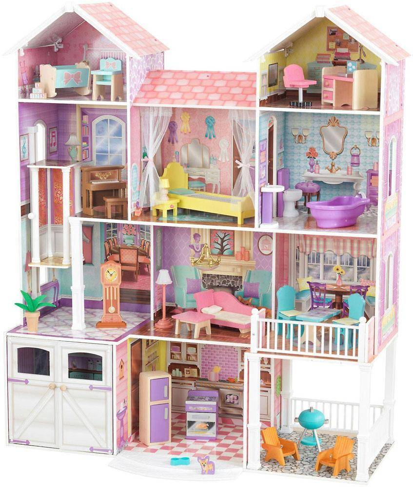 Kidkraft Dollhouse Country Estate - Kidkraft Dollhouse 65242
