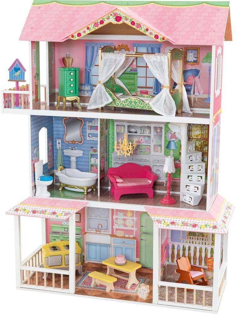 Kidkraft Dollhouse Sweet Savannah - Kidkraft Dollhouse 65851