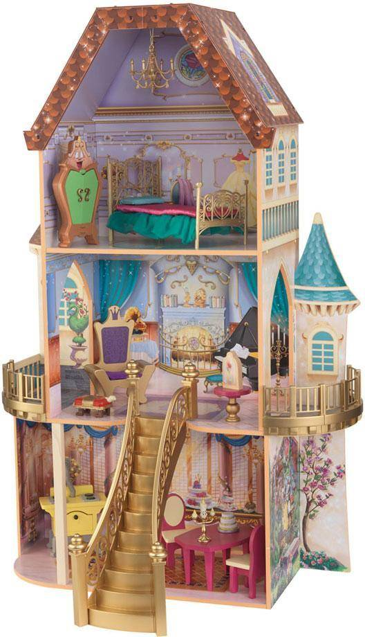 Kidkraft Dollhouse Princess Belle - Kidkraft Dollhouse 65912