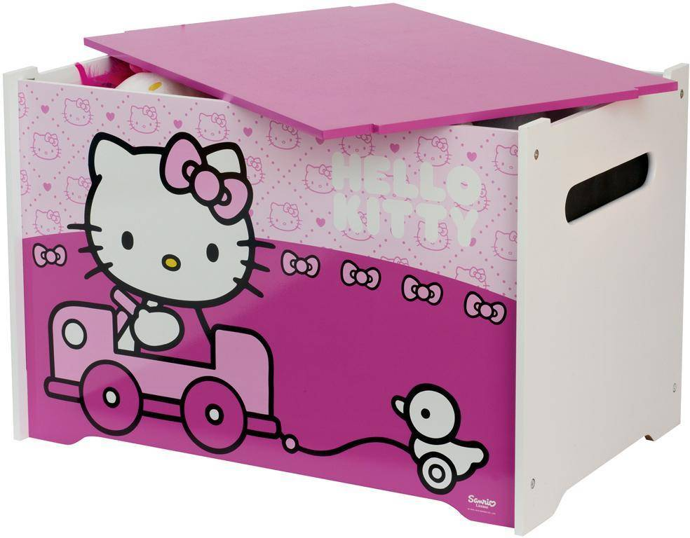 Worlds Apart Hello Kitty leluarkku - Lasten kalusteet Hello Kitty 634073