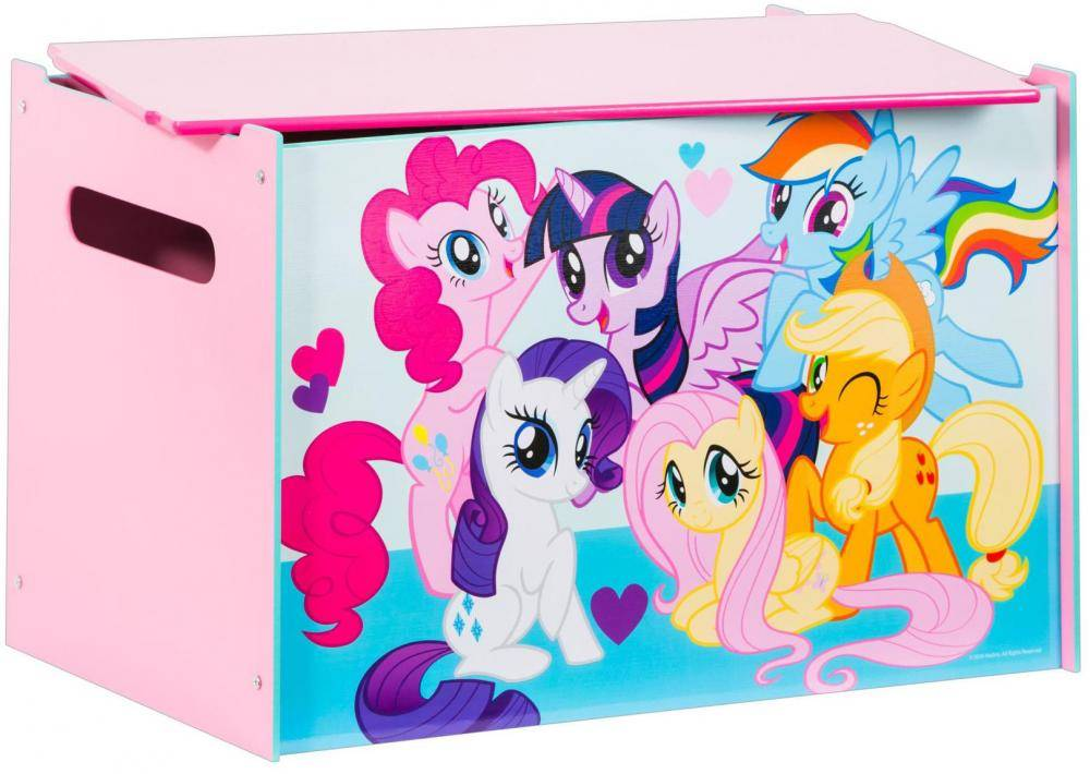 Worlds Apart My Little Pony lelulaatikko - My Little Pony huonekalut 662595