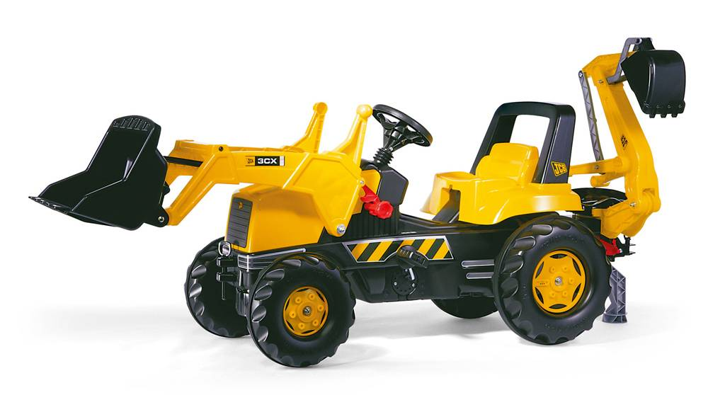 Rolly Junior JCB Traktori - Rolly Toys 812004