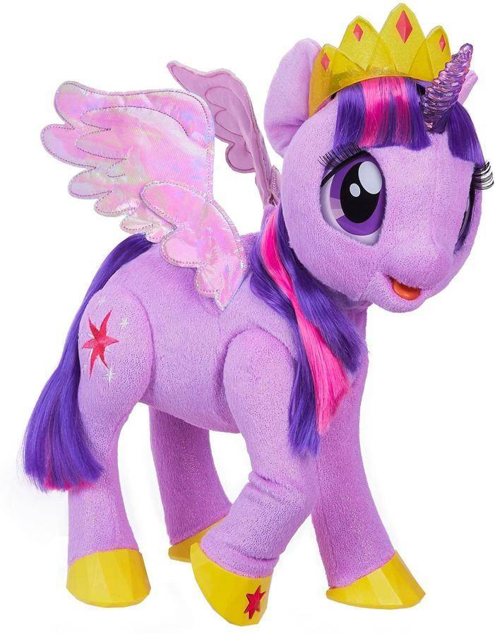 My Little Pony My Magical Princess Twilight Sparkle - My Little Pony interaktiivinen poni C0299