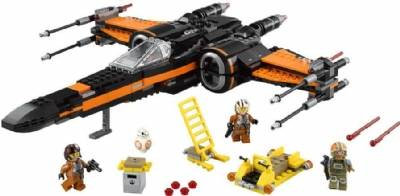 Lego Poe´s X-wing Fighter, Lego