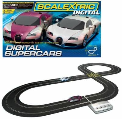 Scalextric Digital Supercars, Scalextric