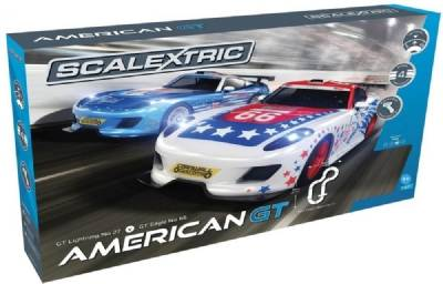 Scalextric American GT, Scalextric