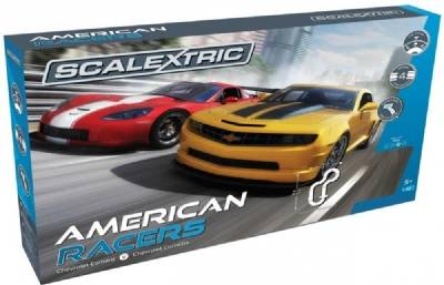 Scalextric American Racers, Scalextric