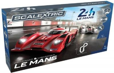 Le Mans Prototypes Sports Cars, Scalextric