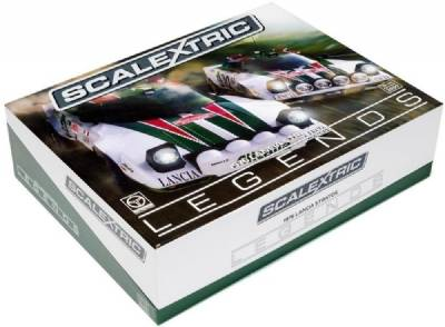 Lancia Stratos 1976 Rally Champions Twin, Scalextric
