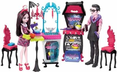 Monster High Draculauran keittiö
