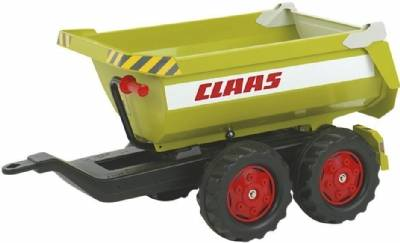 Rolly Halfpipe CLAAS Traileri, Rolly Toys