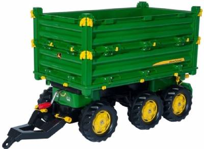 Rolly Multi Traileri John Deere, Rolly Toys