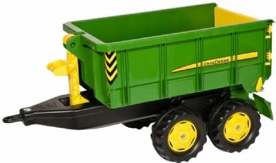 Rolly Container Trailer John Deere, Rolly Toys