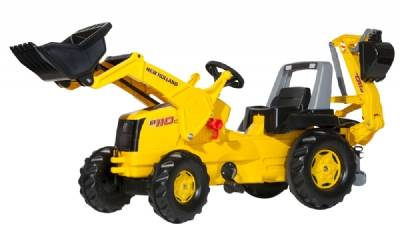 rollyJunior New Holland Construction, Rolly Toys