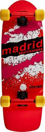 Madrid X Stranger Things Mad Max Explosion Cruiser Board (Punainen)
