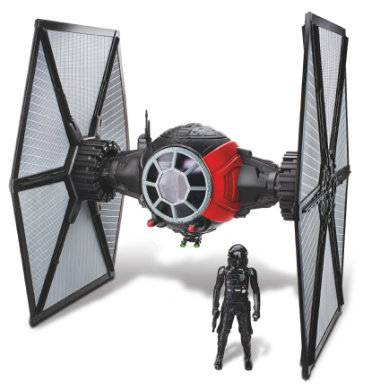 Hasbro Star Wars™ The Force Awakens - First Order Special Forces, Tie Fighter