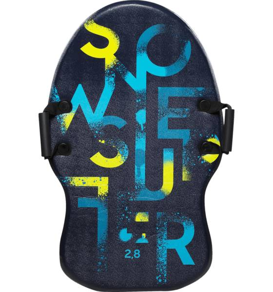 Revolution Snowie Surfer 2,8 Leikit & pelit TURQUISE/PRINTED (Sizes: No Size)