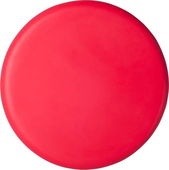 Revolution Leikit & pelit Revolution Soft Disc BRIGHT RED (Sizes: No Size)