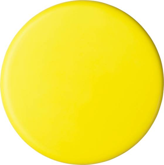 Revolution Leikit & pelit Revolution Soft Disc YELLOW (Sizes: No Size)
