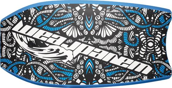 "Revolution Bodyboard 37"" Leikit & pelit BLUE/MULTI (Sizes: No Size)"