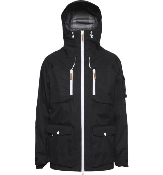 Colour Wear Takit Colour Wear M Falk Jkt BLACK (Sizes: S)