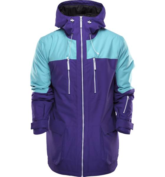 Colour Wear Takit Colour Wear M Thrust Jkt ULTRA VIOLET (Sizes: S)