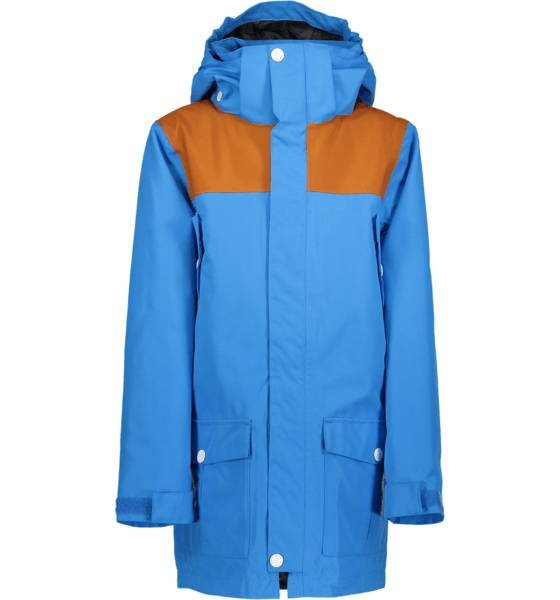 Colour Wear Retkeilyvaatteet Colour Wear T Concrete Parka ACID BLUE (Sizes: 140)